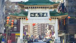 Hoteles en Chinatown, Boston