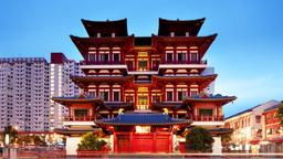 Hoteles en Singapur cerca de Buddha Tooth Relic Temple and Museum