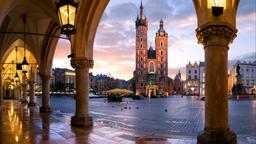 Hoteles en Casco Antiguo, Cracovia